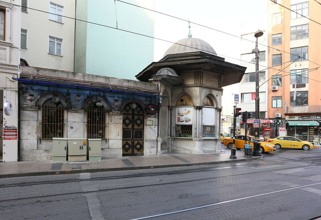 Стамбул. Фонтан Мурадие Себил (Muradiye Sebil ve Çeşmesi)