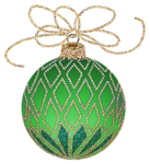 Christmas_Green_and_Gold_Ornament_Clipart.png