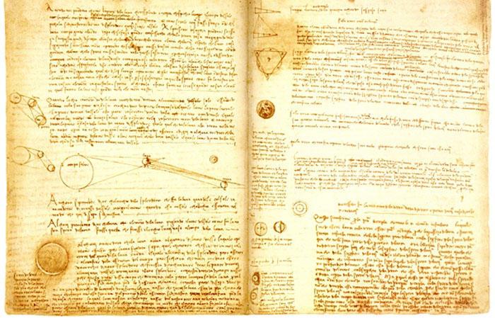 6. «Код да Винчи» из коллекции Хаммера Товар, представляющий собой своеобразный журнал с мыслями и н