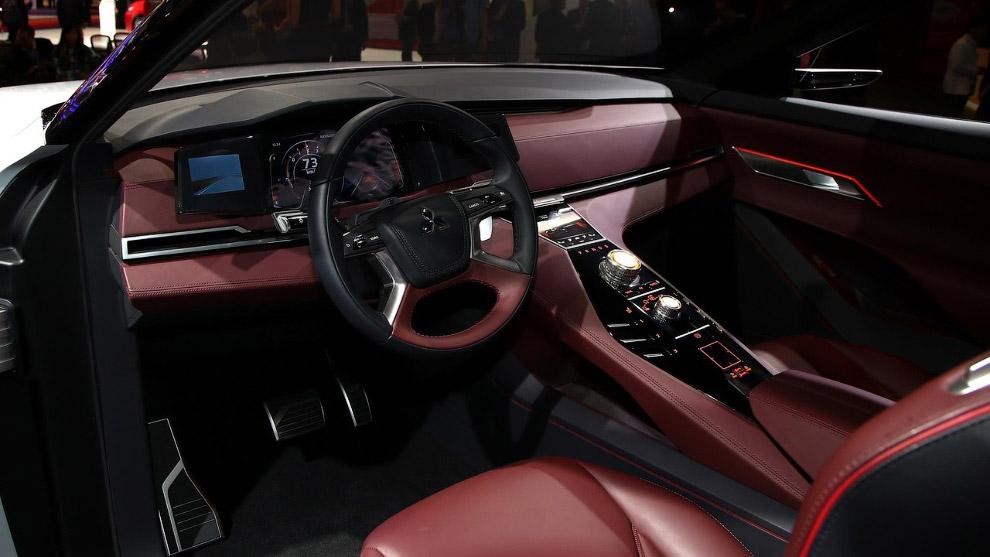 Кроссовер 5008 SUV По сравнению с предшественником новый 5008 укрупнился на 11 см — длина дости