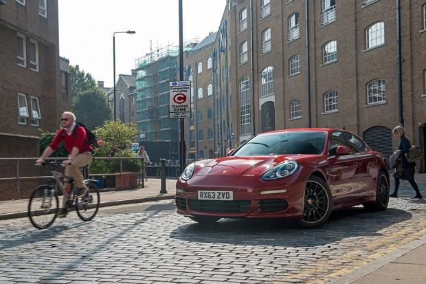 Porsche Panamera 4 E-Hybrid Экономичный гибридный автомобиль будет доступен на российском рынке всег