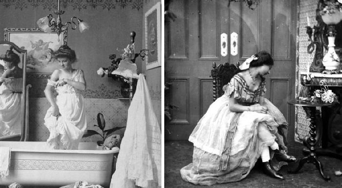 Беспредел приличий: секс и гигиена в Викторианскую эпоху. (11 фото) 18+