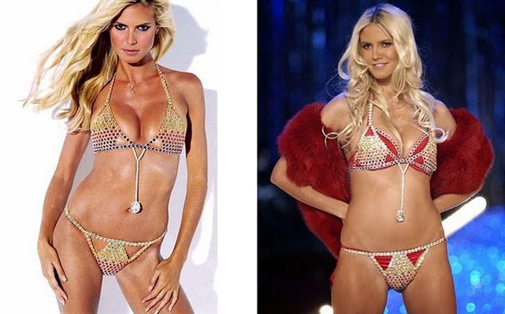 4. Бюстгальтер Very Sexy за 11 млн долларов В 2003 году немецкая модель Хайди Клум приняла участие в