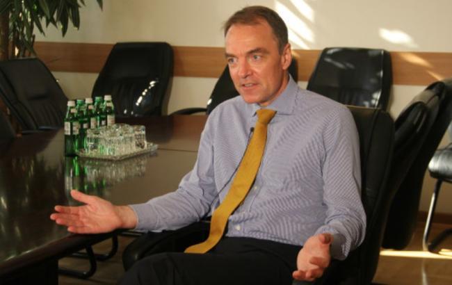«Укрнафта» самостоятельно управляет своими АЗС— руководитель компании Роллинс