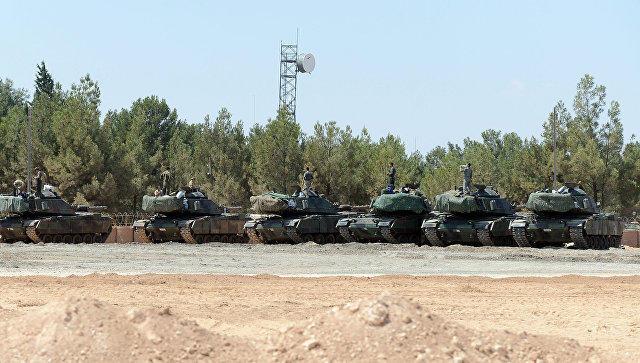 ВСирии умер турецкий военный в итоге атаки ИГИЛ