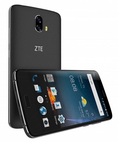 Смартфон ZTE Blade V8 Pro оборудован сдвоенной камерой на13 Мп