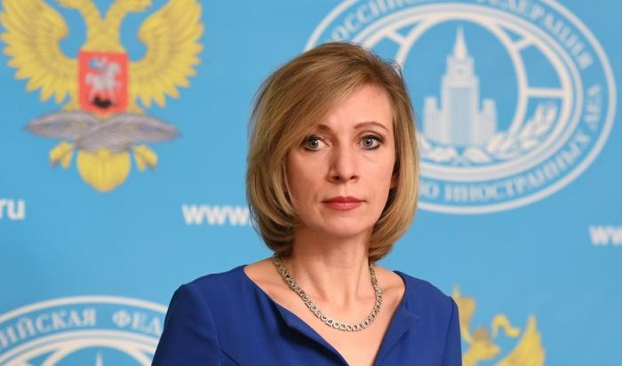«Была предпринята попытка вербовки». Захарова поведала озадержании вСША русского дипломата