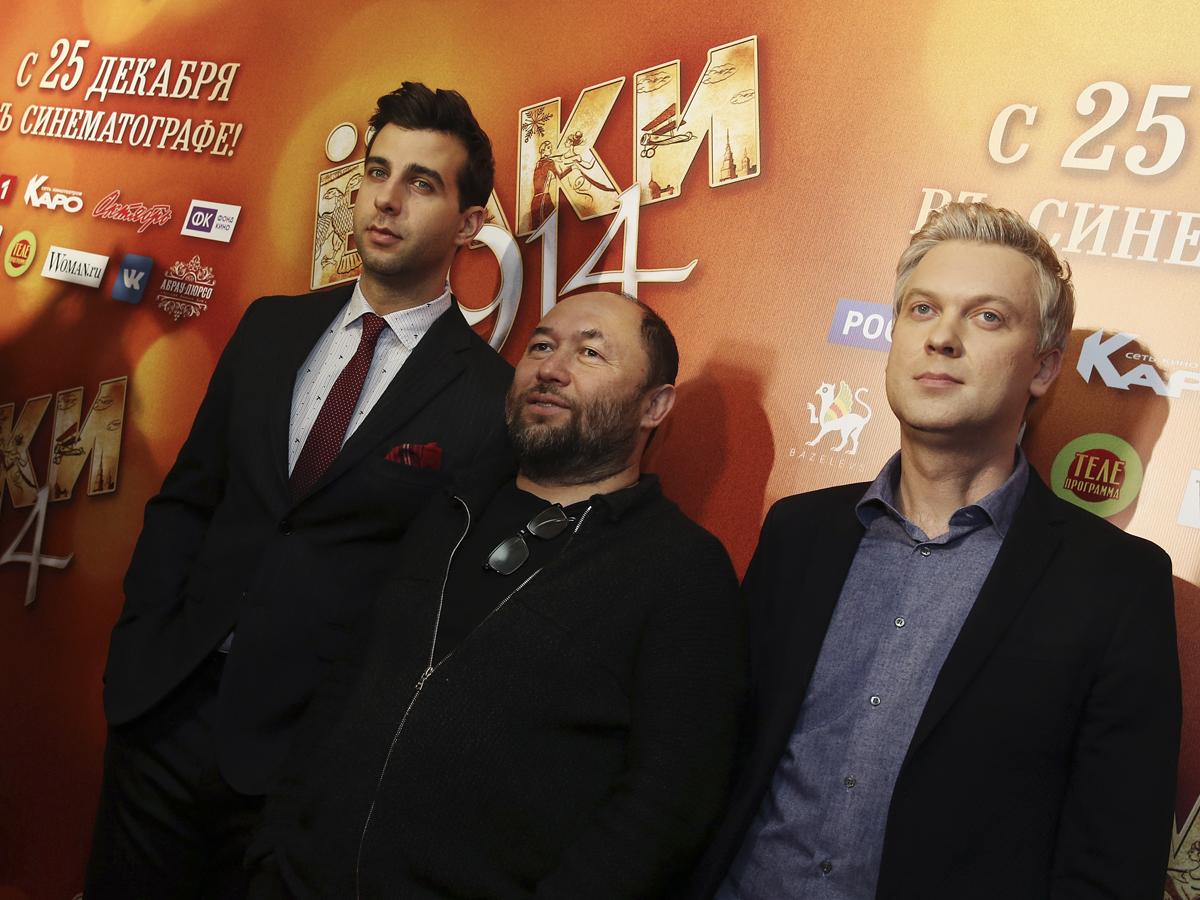 «Сталинград» Федора Бондарчука стал самым кассовым русским фильмом 21 века