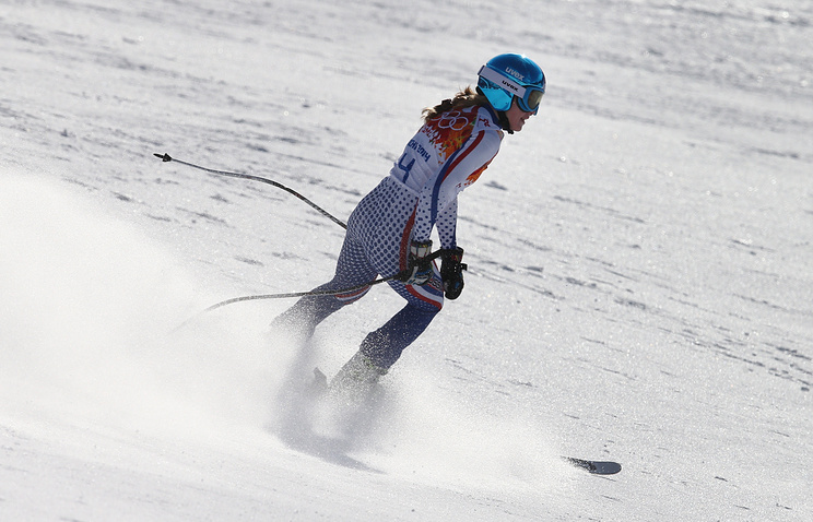 Камчатская горнолыжница Елена Яковишина принесла Российской Федерации первое золото глобальной Универсиады