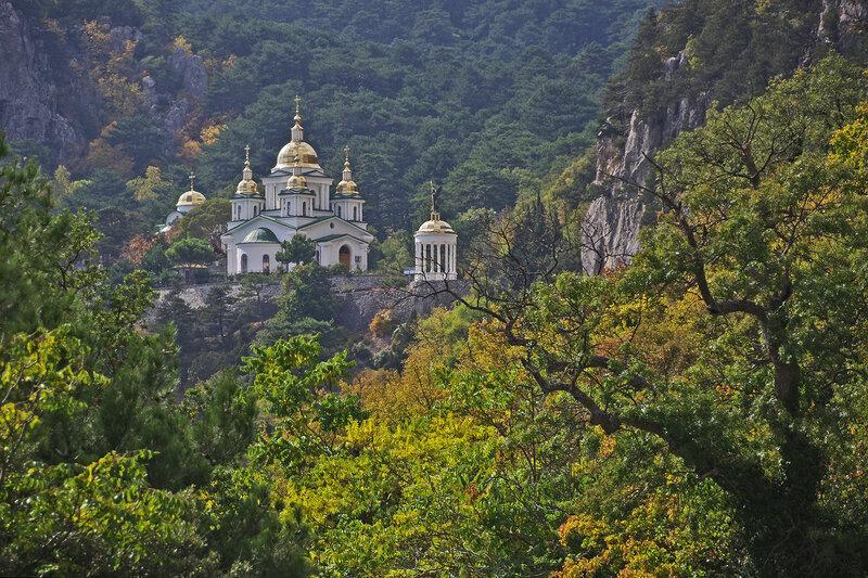 Церковь Св. Архангела Михаила Архистратига