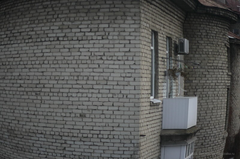 Лестница, Саратов, театральный институт, 12 ноября 2016 года