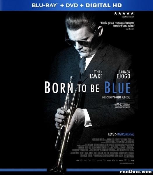 Рожденный для грусти / Born to Be Blue (2015/BDRip/HDRip)