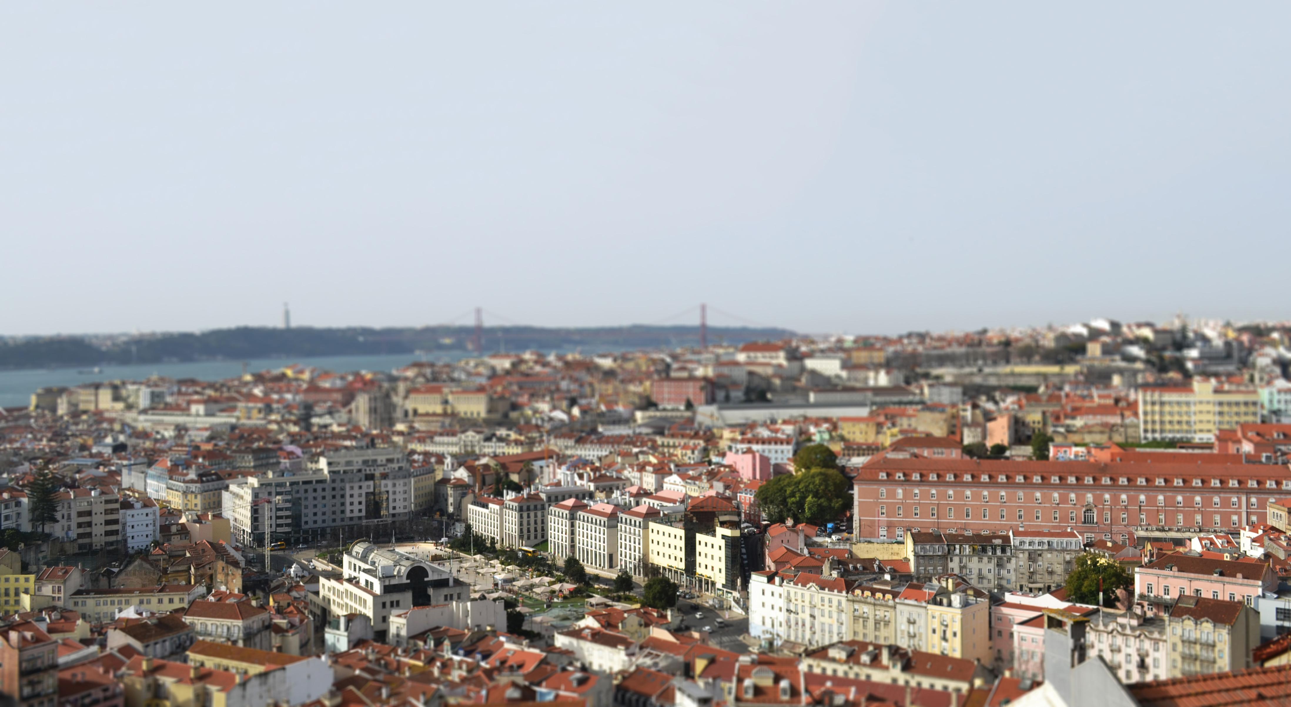 На самом краю Европы (Лиссабон, Февраль 2017)