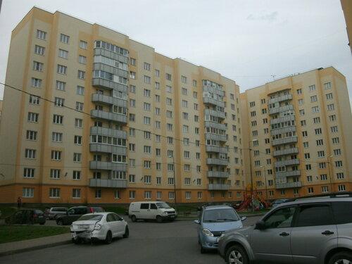 Приозерское шоссе 18к10