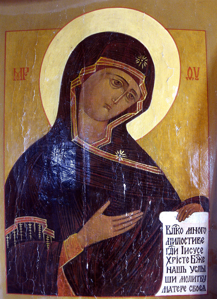 744px-Icon_of_Madonna_with_prayer_(Dormition_Church_at_Kondopoga).jpg