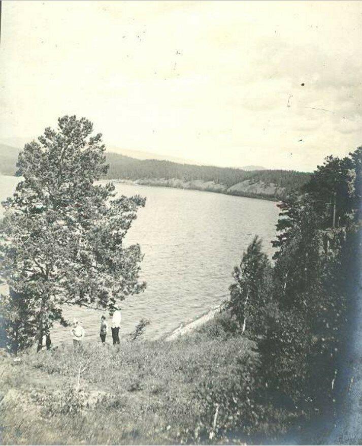 Окрестности Миасса. Тургояк. Озеро Тургояк