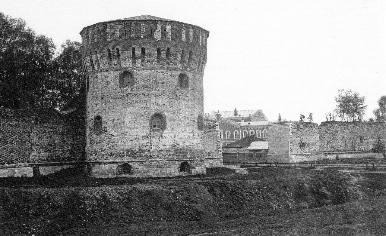 Громовая башня и Губернаторский пролом. 1890-е