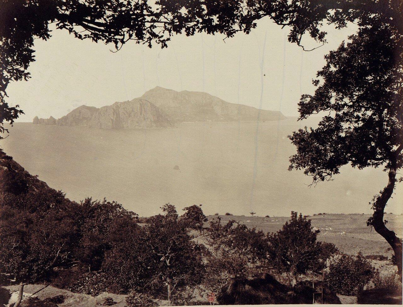 102. Окрестности Неаполя. Сорренто. Вид из Пунта-ди-Кампанеллы