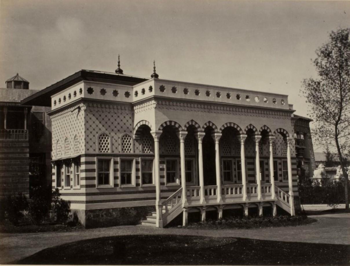 20. Турецкий павильон