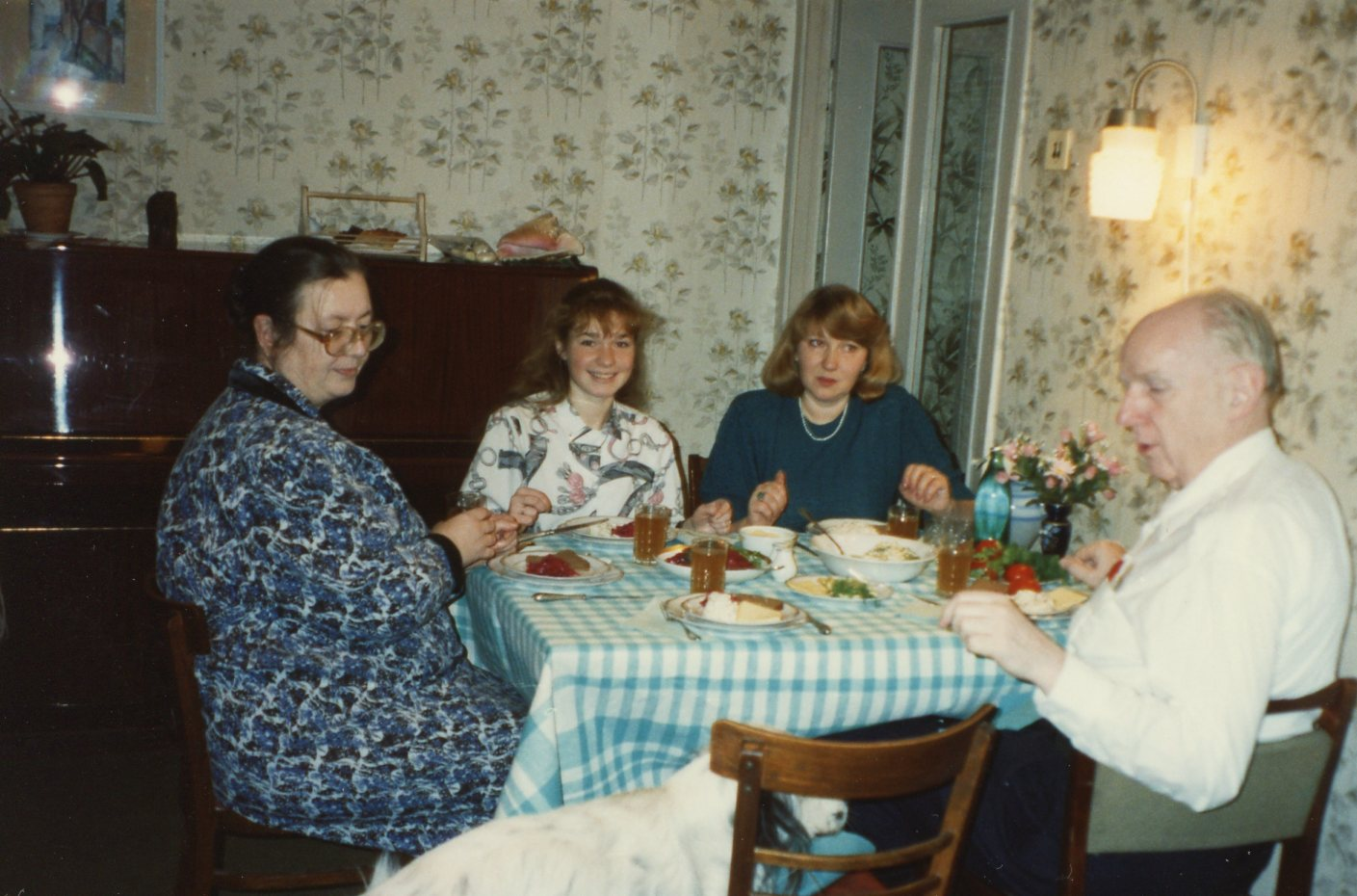 1991. Ленинград