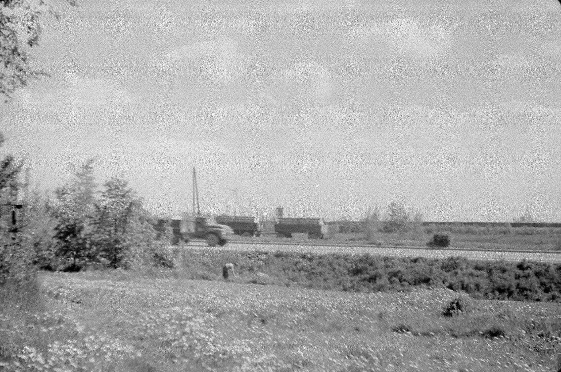 1972. Вид на Университет