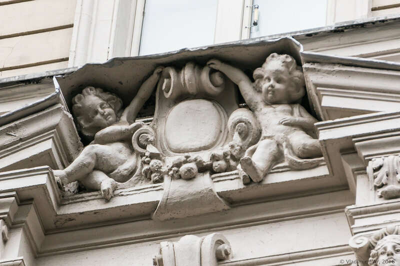 Доходный дом Варваринского акционерного общества домовладельцев