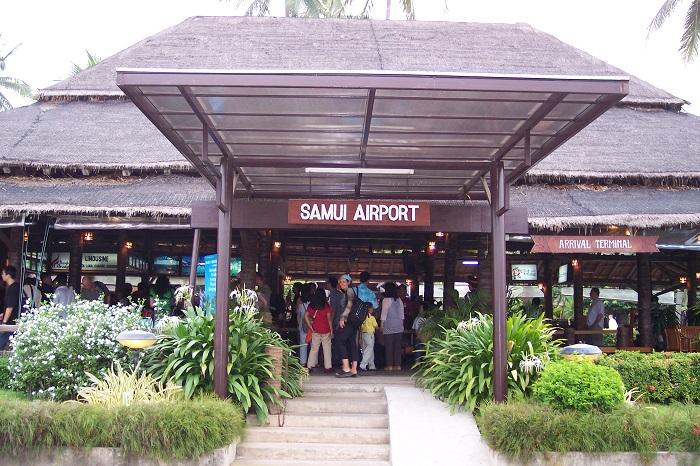 Аэропорт острова самуи