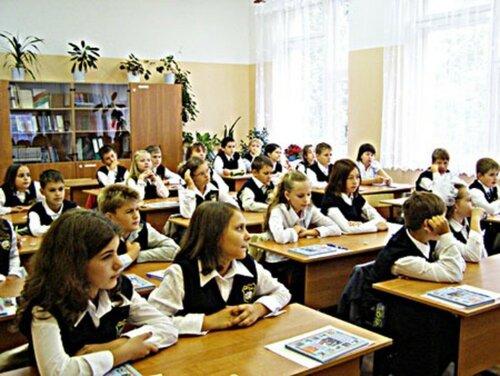 У учеников начальных классо начались в осенние каникулы