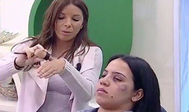 Как скрыть следы от побоев рассказали на марокканском ТВ