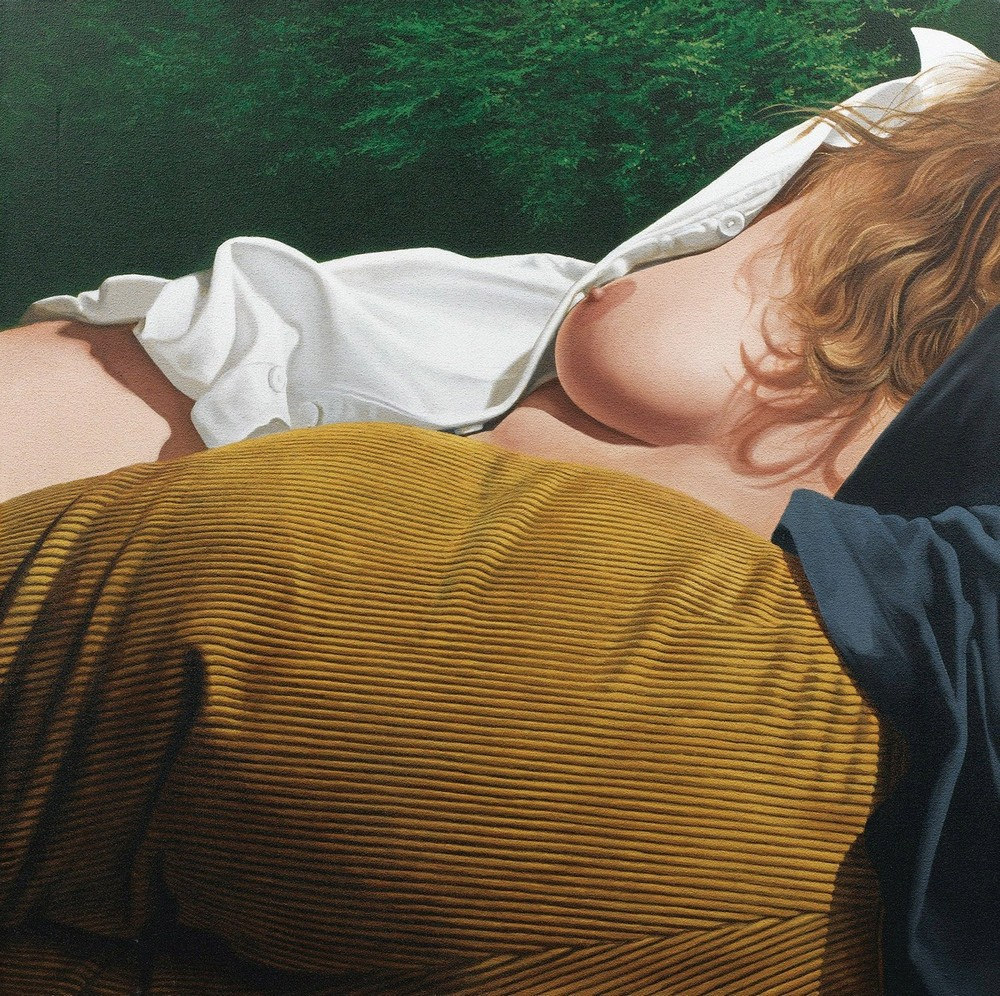 Откровенные картины Жерара Шлоссера