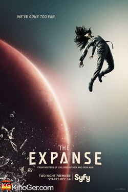 The Expanse - Staffel 1-2 (2015)