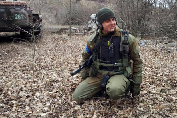 Цена вопроса: Боец АТО рассказал, за какие деньги крымчане полюбят Бандеру