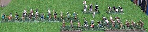 Аглийская армия Столетней войны