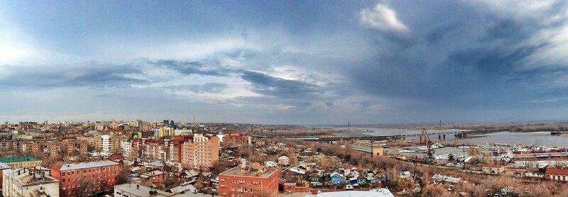 Панорамы Самары