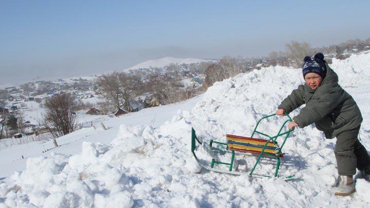 ВАлтайском крае вовторник потеплеет до