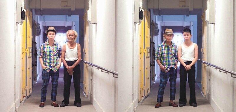 Что будет, если молодежь и старики поменяются одеждой