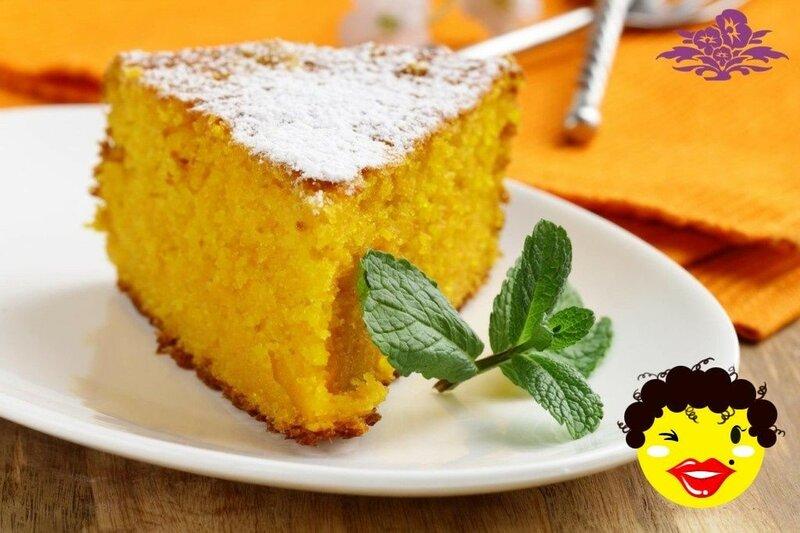Торт «Морковный»