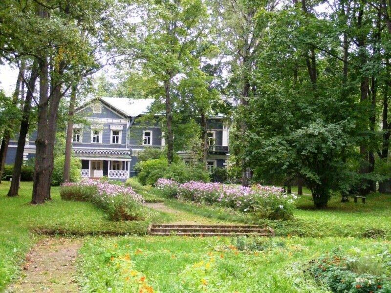 Дом-музей Чайковского в Клину. Как жили музыкальные гении прошлого