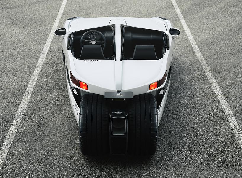 Гибридный суперкар Lazareth Wazuma GT