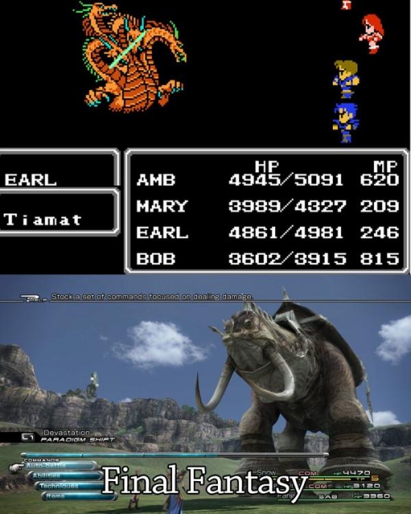 Компьютерные игры в прошлом и в наши дни
