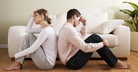 Один из индикаторов проблем, который решить очень сложно, – потеря ощущения легкости в отношени