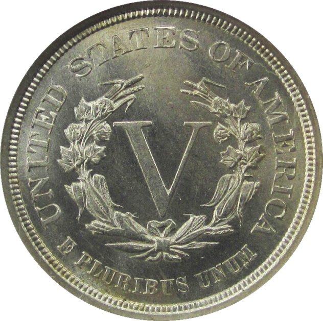 3. 5 центов с изображением Свободы V (без надписи CENTS), 1983 год С этой монетой связан один из изв