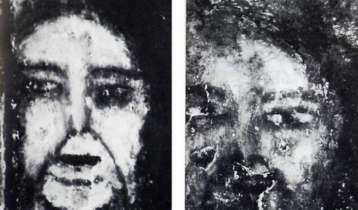 В 1979 году семья Перейра впервые столкнулась с паранормальным явлением: мрачные лица возникали