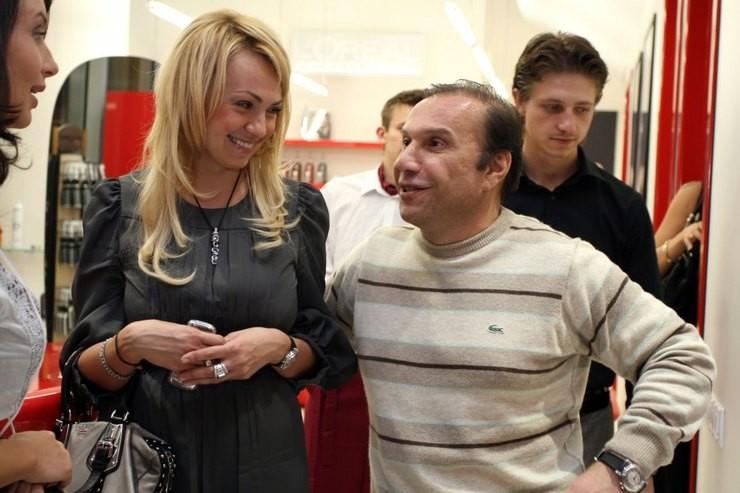 Желтая пресса много писала и о романе Рудковской с ее подопечным – Димой Биланом.
