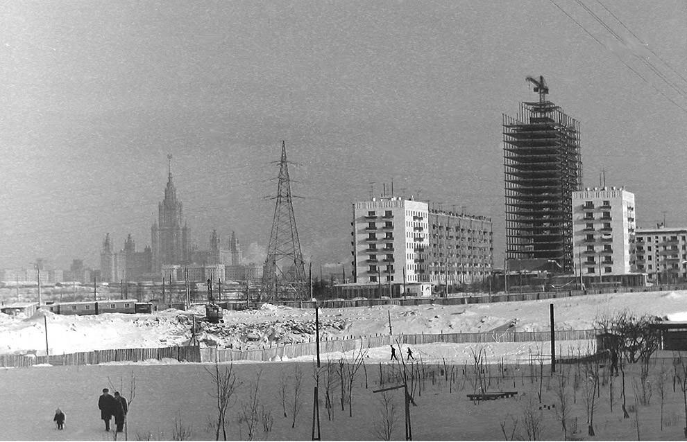 15. Москва, Юго-Запад, примерно 1970-72 гг.