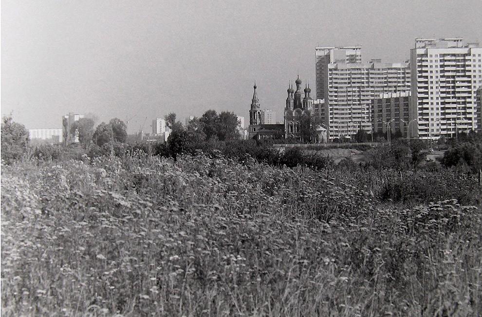 23. Москва, Юго-Запад, конец 70-х