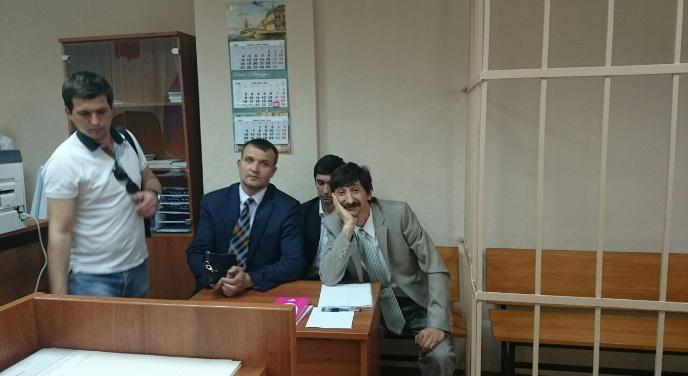 Суд вначале рабочей недели огласит вердикт лихачам наGelandewagen