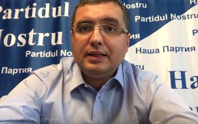 Ренато Усатый призвал собственных приверженцев голосовать заИгоря Додона