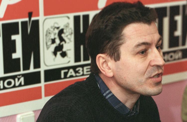 Милиция возбудила уголовное дело после нападения на корреспондента Григория Пасько