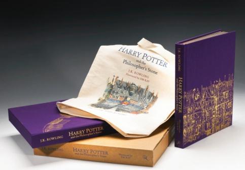 Названа дата выхода новоиспеченной русскоязычной книги оГарри Поттере